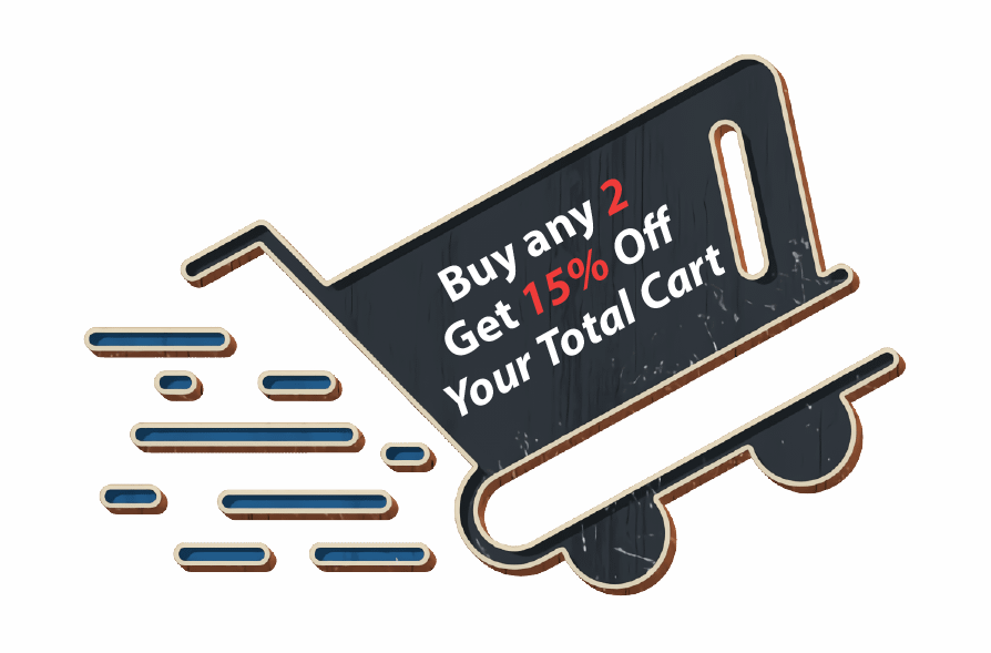 Guisplay Guitar Display Case 15% Off Total CArt Logo