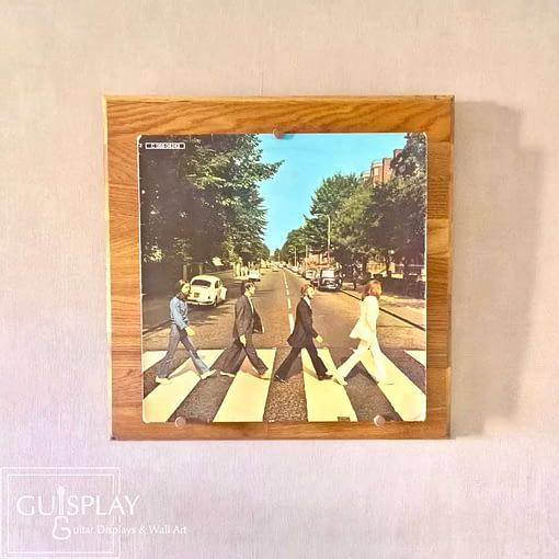 LP Record display Guisplay Lp Vinyls Records Storage Holder wall Hanger7
