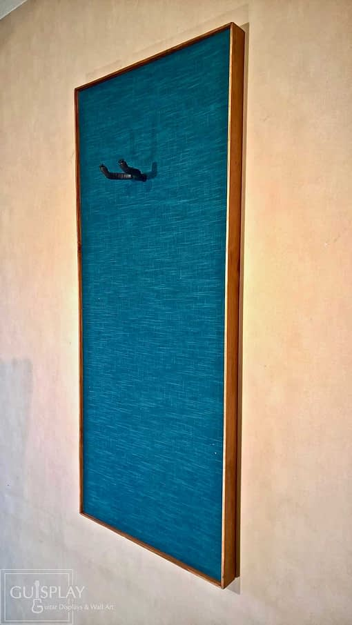 BLUE LAGOON Guitar Wall Hanger Stand10(watermarked)