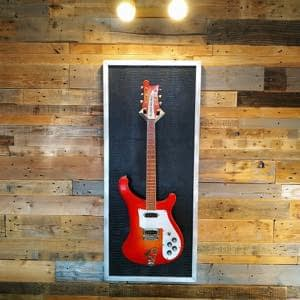 Silver Desert Guitar Display Wall hanger by Guisplay.jpg2