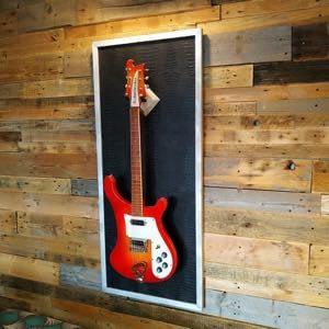Silver Desert Guitar Display Wall hanger by Guisplay.jpg2