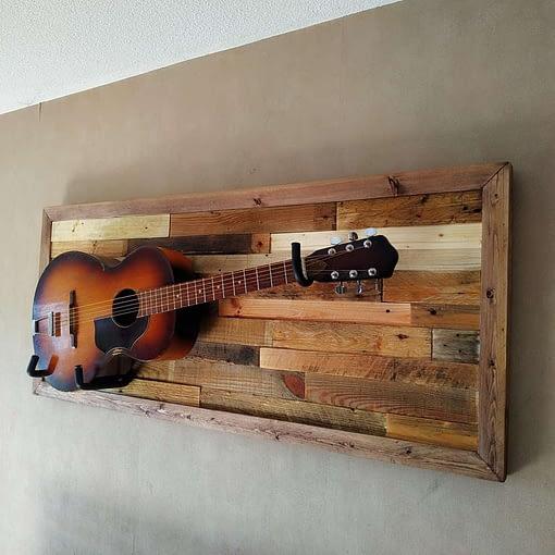 Guitar Display wall Hanger Guitar Custom Display wall hanger FENCY